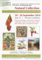 Natural Collection, A5 flyer